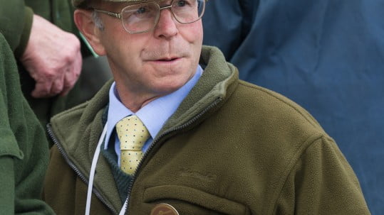 Brian Crawford - Clerk of the Course