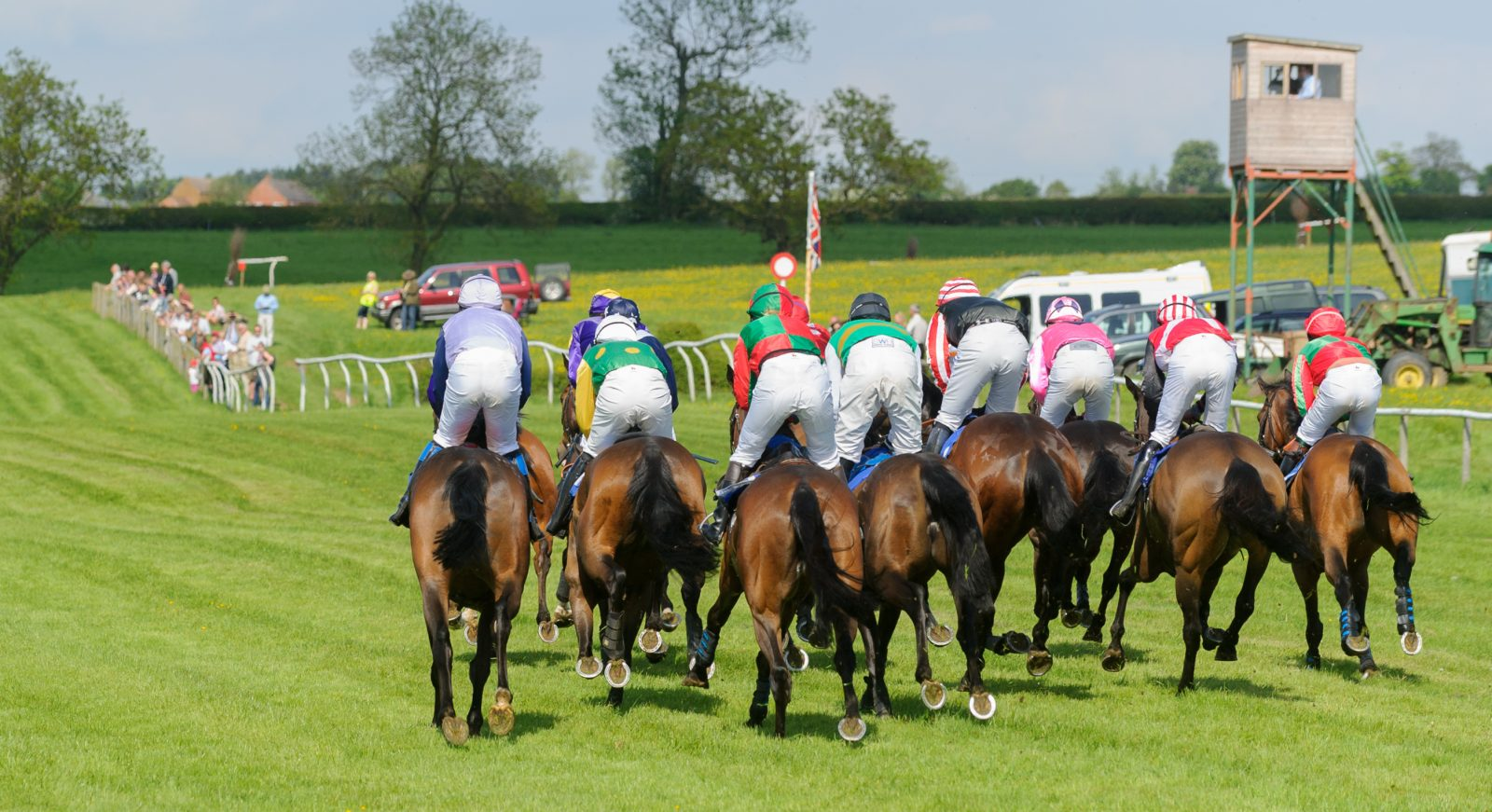 Jockeys to benefit from workshops with professionals