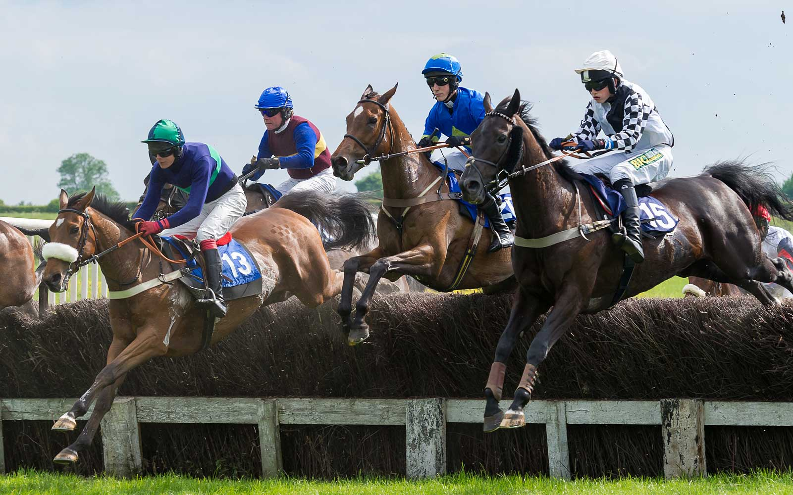 Point To Point Racing at Garthorpe